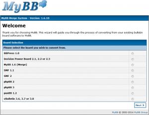MyBBへphpBBからインポート(3)